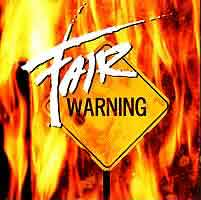 [Fair Warning Fair Warning Album Cover]