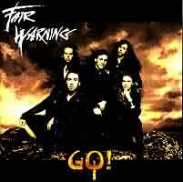 [Fair Warning Go! Album Cover]