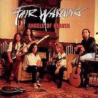 [Fair Warning Angels of Heaven (EP) Album Cover]