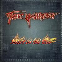 [Fair Warning Heart on the Run (EP) Album Cover]