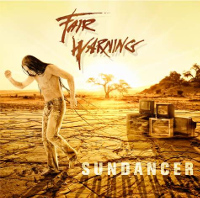 [Fair Warning Sundancer Album Cover]