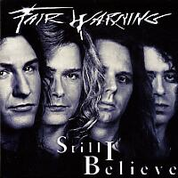 [Fair Warning Still I Believe (EP) Album Cover]