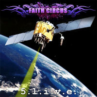 [Faith Circus 5.l.i.v.e. Album Cover]