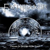 [Faithealer Welcome to the Edge of the World Album Cover]
