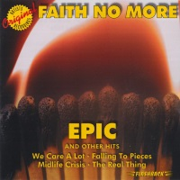 [Faith No More Epic and Other Hits Album Cover]
