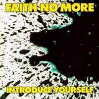 Faith No More Introduce Yourself Album Cover