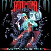 [Faith Or Fear Instruments of Death Album Cover]
