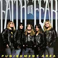 [Faith Or Fear Punishment Area Album Cover]