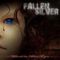 [Fallen Silver Blood in Blue Eyes Album Cover]