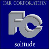 [Far Corporation Solitude Album Cover]
