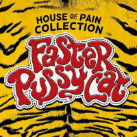 [Faster Pussycat House of Pain Collection Album Cover]