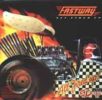 [Fastway All Fired Up Album Cover]