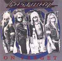 [Fastway On Target Album Cover]