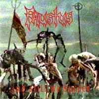 [Faustus ...And Still We Suffer Album Cover]