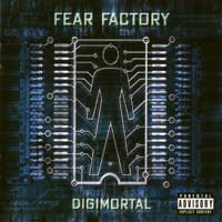 [Fear Factory Digimortal Album Cover]
