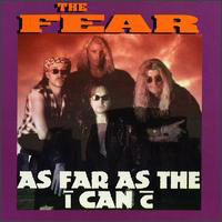 [The Fear As Far As The I Can C Album Cover]