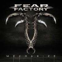 [Fear Factory Mechanize Album Cover]