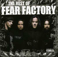 [Fear Factory The Best of Fear Factory Album Cover]