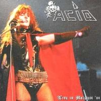 [Acid Live in Belgium '84 Album Cover]