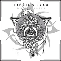 [Fiction Syxx Tall Dark Secrets Album Cover]