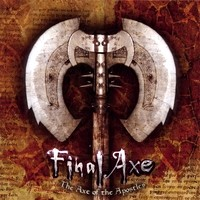 [Final Axe CD COVER]