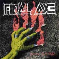 [Final Axe CD COVER]