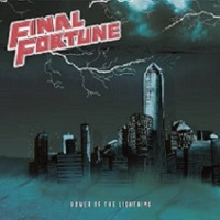 Final Fortune Power of the Lightning Album Cover