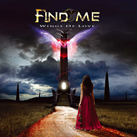 [Find Me Wings of Love Album Cover]