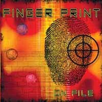 [Finger Print On File Album Cover]