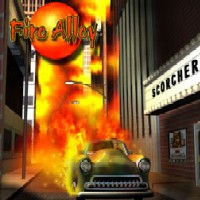 Fire Alley Scorcher Album Cover