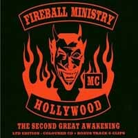 [Fireball Ministry The Second Great Awakening Album Cover]