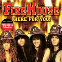 [Firehouse Here for You! Album Cover]