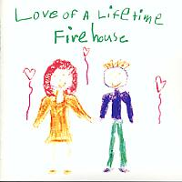 [Firehouse Love of a Lifetime Album Cover]