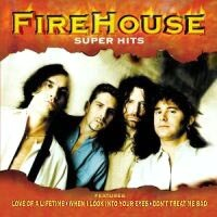 [Firehouse Super Hits Album Cover]