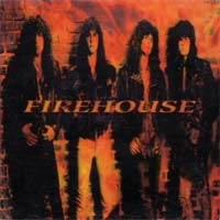 Firehouse Firehouse Album Cover