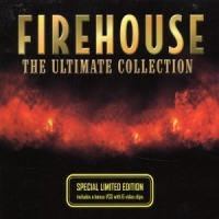 [Firehouse The Ultimate Collection  Album Cover]