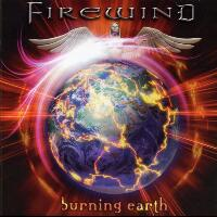 [Firewind Burning Earth Album Cover]
