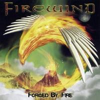 [Firewind Forged by Fire Album Cover]
