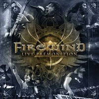 [Firewind Live Premonition Album Cover]