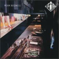 [The Firm Mean Business Album Cover]
