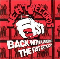 [Fist Back with a Vengeance: The Anthology Album Cover]