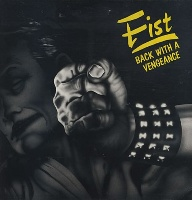 [Fist Back With A Vengeance Album Cover]