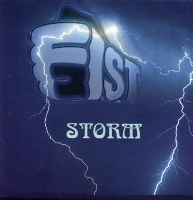[Fist Storm Album Cover]