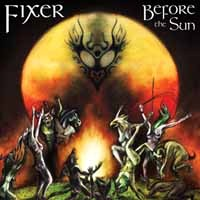 [Fixer Before The Sun Album Cover]