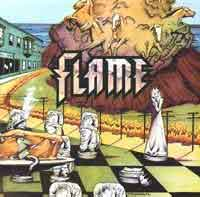 [Flame Flame Album Cover]