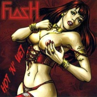 Flash Hot 'N' Wet Album Cover