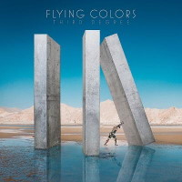 [Flying Colors Third Degree Album Cover]