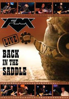 [FM Back In The Saddle: Live Album Cover]