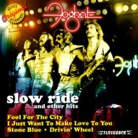 [Foghat Slow Ride and Other Hits Album Cover]