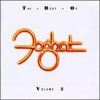 Foghat The Best Of Foghat Vol. 2 Album Cover